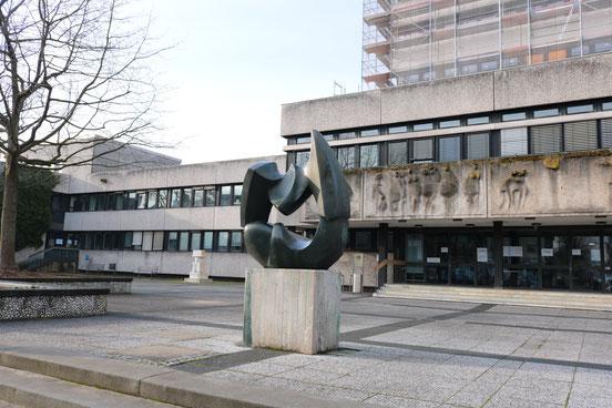 Das Ahrensburger Rathaus