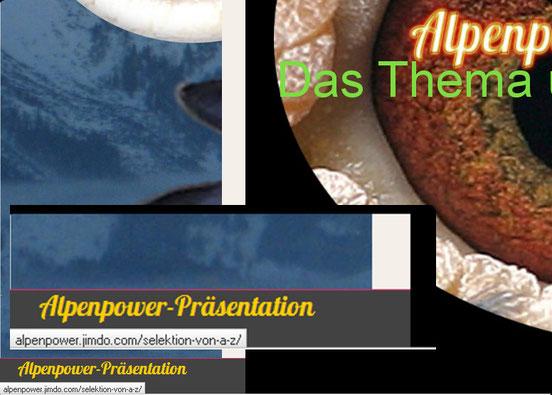 Alpenpower-Tauben