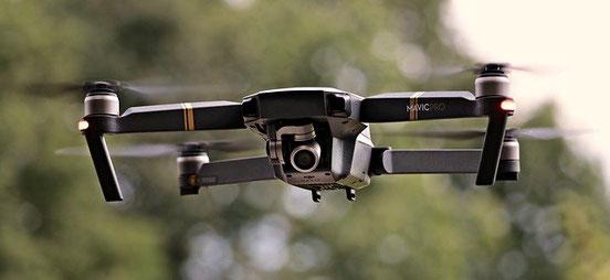 使用機材 DJI Mavic 2 Pro  有効画素数2000万画素・4K動画撮影