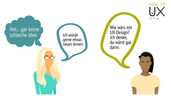 Comic, How-to-UX Entstehung