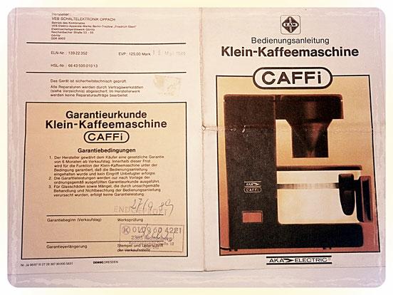 Aka Caffi 1980