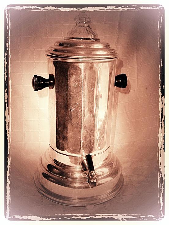 Rönsch Kaffeemaschine 1963