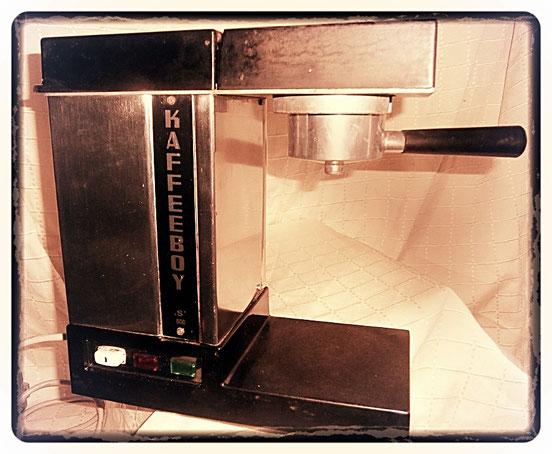 KAFFEEBOY TYP KM 450 S 600-1980