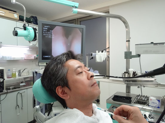 注射治療の様子~3月29日に注射治療をしてまいりました(新宿ボイスクリニック)