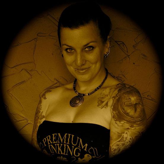 Tattoo Siegen Liese Lucky Stitch