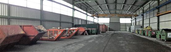 Alt- und Wertstoffsammelzentrum Lainach (adaptiert 2020)