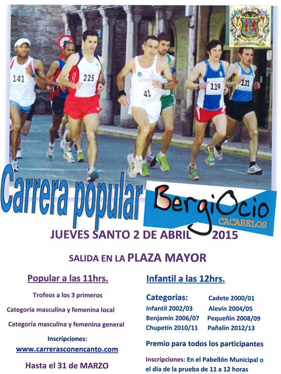 CARRERA PASCUA CACABELOS 2013