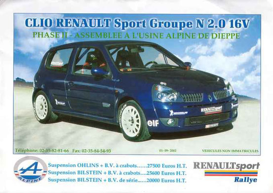 Clio RS Speed datant drôle datant tweets