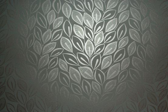Pose papier peint en tête de lit