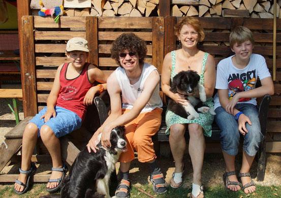 Coles neue Familie aus Stutensee