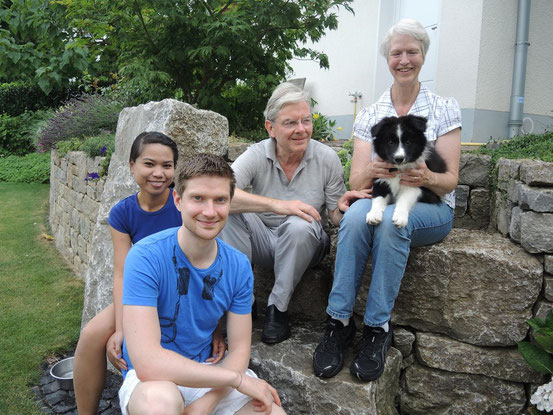 Camigos neue Familie aus Bad Soden