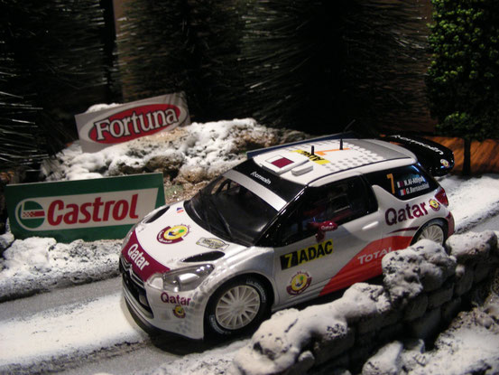Citröen DS3 WRC