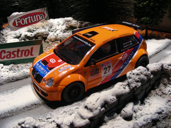 VW Polo Super 1600