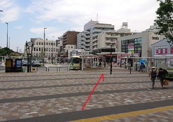 国分寺駅前