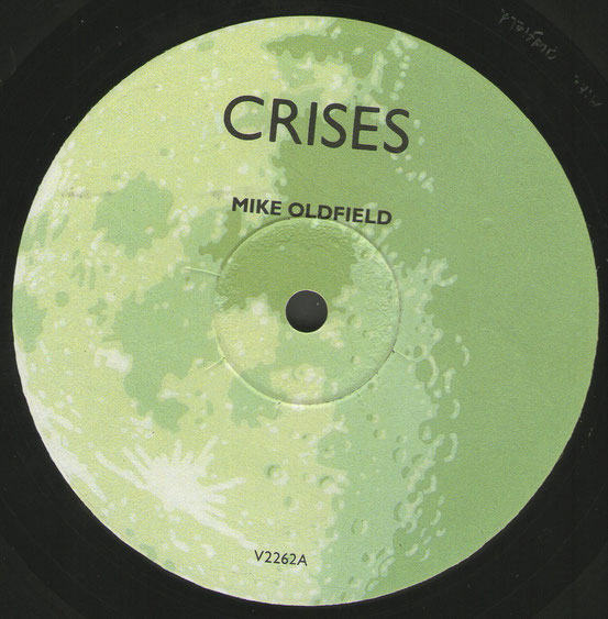 V2262 AI Mike Oldfield