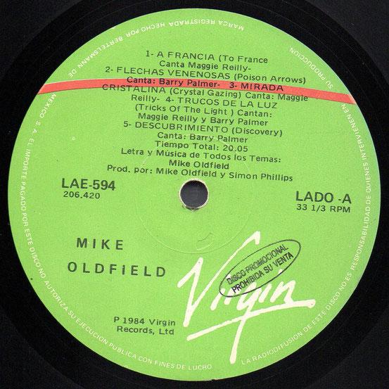 LAE 594-A- MPI 10-VIII-84 RICO