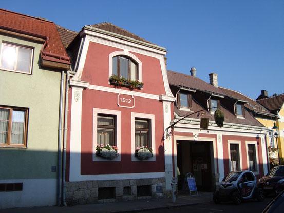 Der Heurige Georg Sommerbauer, Hochstraße 78, 2380 Perchtoldsdorf