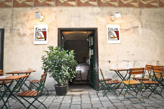 Nichtraucherlokal 'Kolar', 1010 Wien, Kleeblattgasse 5