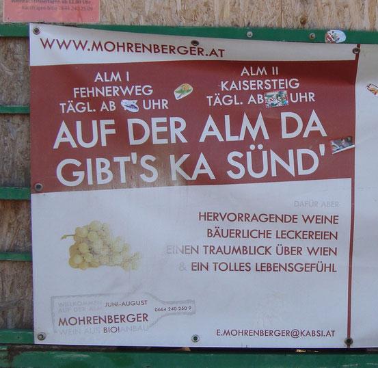 Die Mohrenberger Almen (Fotos: Klick aufs Bild)