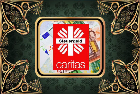 Sie haben eine der 'Säulen' der Migrationsindustrie, denn um eine solche, die mit horrenden Steuergeldern finanziert wird, handelt es sich nämlich mit der Caritas, bereits genannt. (Hermann Mitterer)