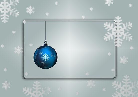 Nicht jede Weihnachtskarte hat gute Absichten. (cc) geralt - pixabay.com