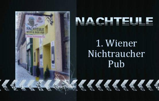 Nachteule 1. Wiener Nichtraucher Pub, 1090 Wien, Thurngasse 19