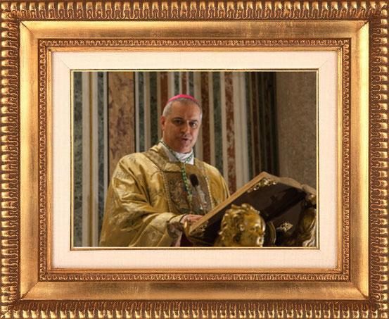 Donato Ogliari OSB (* 10. Dezember 1956 in Erba, Provinz Como, Italien) ist Benediktiner und Erzabt der Territorialabtei Montecassino (Wikipedia)