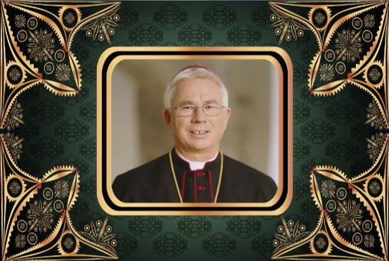 Erzbischof Dr. Franz Lackner