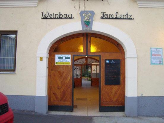 Heuriger Lentz, 1230 Wien, Maurer Lange Gasse 78