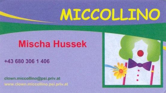 Website 'Miccolino': Klick aufs Bild
