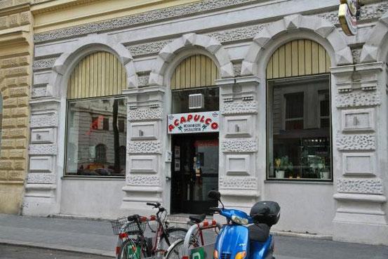 Nichtraucherlokal 'Acapulco', 1090 Wien, Berggasse 30