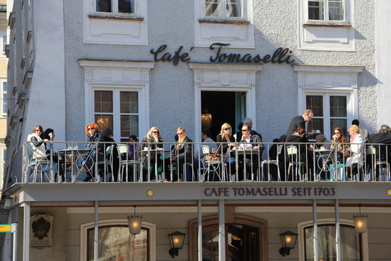 Visit Salzburg Old Market Square on a guided tour