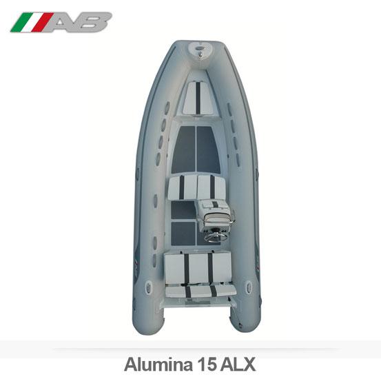 AB Alumina 15 ALX owners manuals