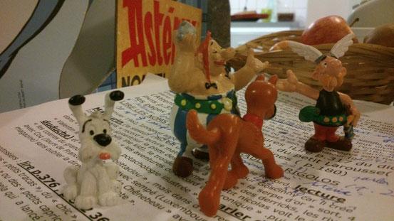 Figurines sur recherches