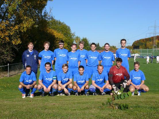 1. Mannschaft der SG Hangenmeilingen/Niederzeuzheim