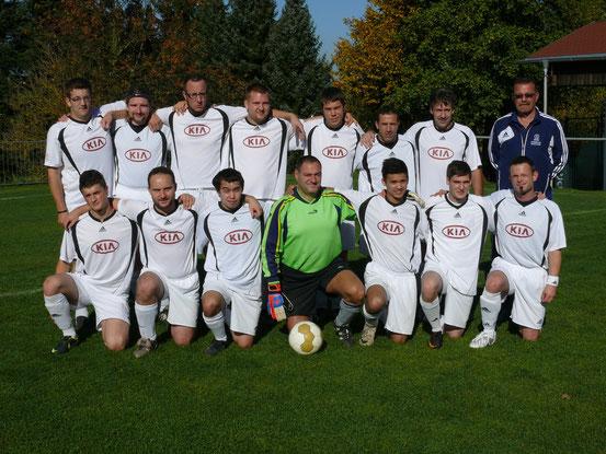 2. Mannschaft der SG Hangenmeilingen/Niederzeuzheim 2012/2013