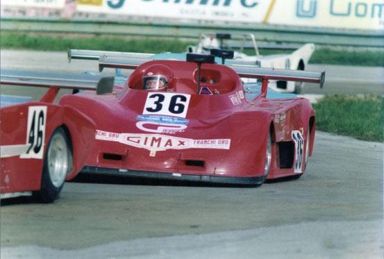 ''Gimax'' a Magione 11-12.04.1982 Pasqua del pilota