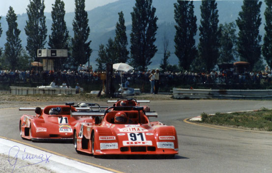 24° Trofeo Automobil Club Parma 25-26.05.1985 - Autodromo ''Paletti'' Varano de Melegari