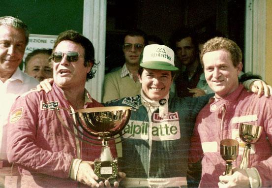 Imola 1979 - 1° Assoluto: ''GIMAX'' - 2° Lella Lombardi 3° -  Gabriele Giunti