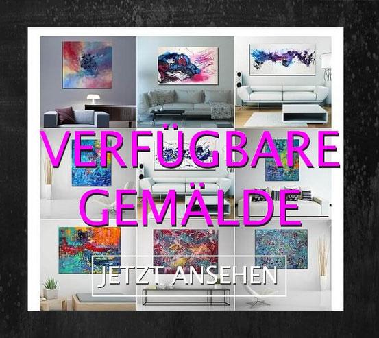 Alle verfügbare Acrylgemälde von Wandbilderkunst.de