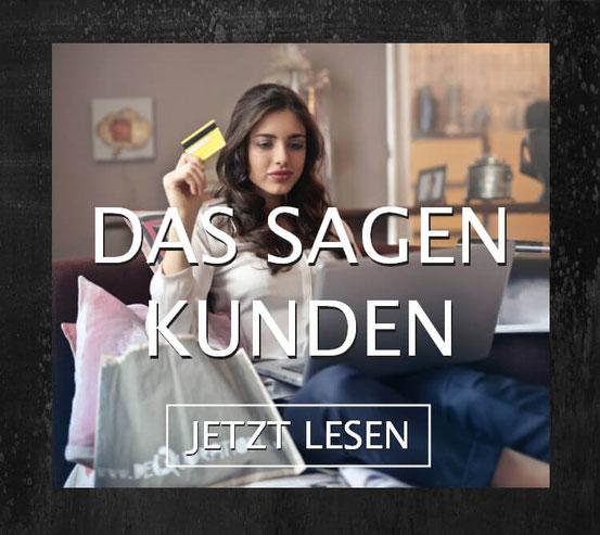 Kundenmeinungen zum Einkauf von Acrylbildern auf Wandbilderkunst.de