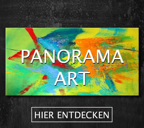 Acrylbilder im Panoaramaformat von Wandbilderkunst.de