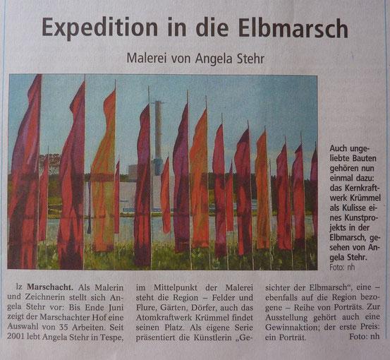 Lüneburger Zeitung 2011