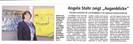 Winsener Anzeiger, 9. Oktober 2013