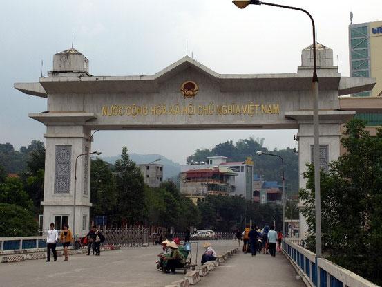 Das Tor zu Vietnam