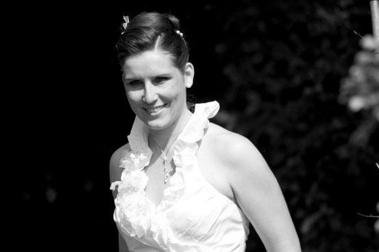 Y-Kette bei meiner Hochzeit :-)