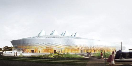 brest arena plymouth concert spectacles événements sports billetterie nouvelle structure où dormir hébergement hôtel