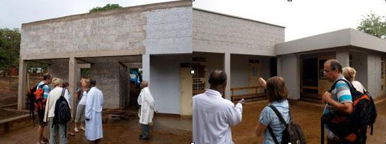 Dispensary mit Anbau 2012