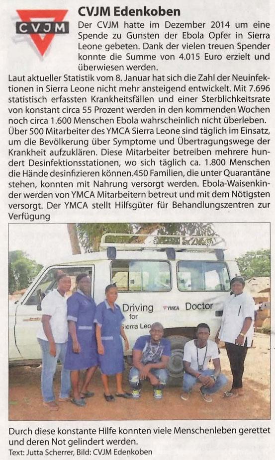 Amtsblatt KW 04/2015