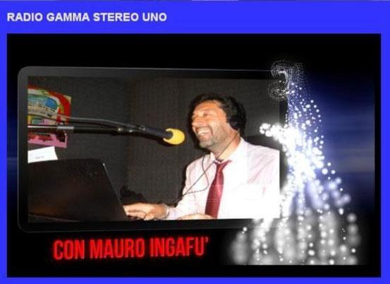 A RADIO GAMMA STEREO